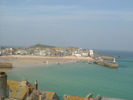 Magical cornwall for 1 atlantic terrace st ives